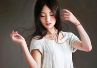 中國油畫家安靜人物肖像油畫欣賞