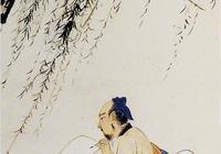 賀知章的《詠柳》裡藏著一個美女,柳樹和美女在詩詞裡的故事