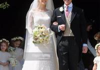 凱特缺席皇家婚禮,但孃家一行隊伍壯觀,妹妹皮帕為姐姐撐足面子