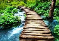 下聯:小溪流水木板橋,上聯怎麼對?