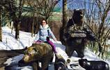旅行攻略 日本登別熊牧場旅遊遊記 體驗近距離觀察及餵食棕熊