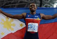 菲律賓男子百米第一人,400米跨欄是世界級水平