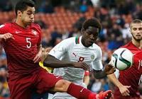 世青杯:美國U20 VS 卡塔爾U20