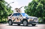 長安這款武裝SUV軍民融合,又不防彈,豈不是成了靶子?