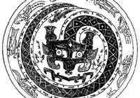 """青銅器上的""""龍文化"""""""