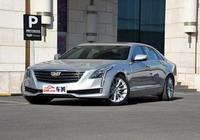 凱迪拉克CT6新車資訊:凱迪拉克CT630-40萬以上的suv推薦