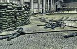 堅守四行倉庫的八百壯士獨家上色彩照 因為有他們中國不會亡