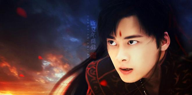 盤點近年來的古裝男神,林更新鹿晗王俊凱楊洋,哪位你最喜歡