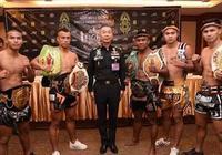 泰國最強5大拳王出爐,中國自由搏擊選手中,能抗衡的僅此一人!