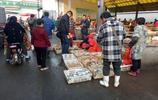 來船了 海鮮市場20元以上高檔貨真不少 一條斑紋魚難倒老闆