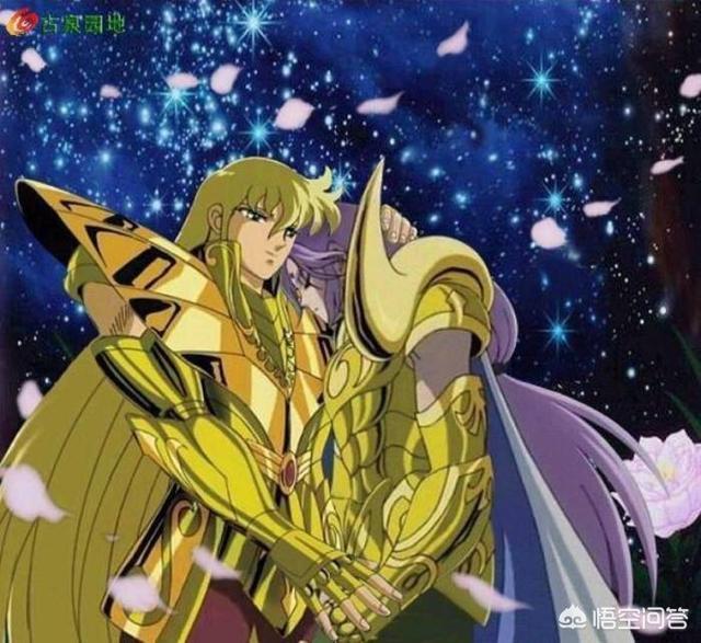 《聖鬥士星矢》黃金聖鬥士中誰能打破穆的水晶牆?