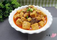 豆腐燒鰱魚