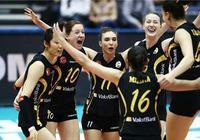 世俱杯冠軍被歐洲包攬,中國女排俱樂部何時能走上世界舞臺?