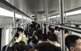 喜大普奔!武漢地鐵2號線南延線首發現場實拍