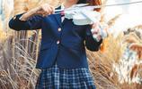 小提琴少女