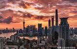 上海陸家嘴的日與夜