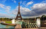 風景圖集:法國巴黎埃菲爾鐵塔