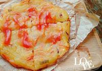 胡蘿蔔土豆絲餅