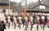 黔東南劍河縣紅繡蘆笙活動