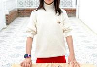 田亮女兒森碟近照曝光,才11歲就快跟他爸一樣高了!
