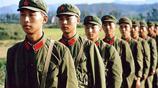 老照片:50年前的65式軍裝,最具中國特色的軍服,有多少老兵懷念