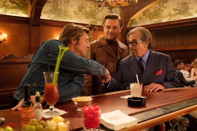 《好萊塢往事》首批劇照曝光,陣容強大堪稱半個好萊塢