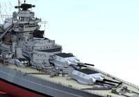德國俾斯麥號與日本大和號戰列艦都是鋼鐵怪物,它們對決誰更強?