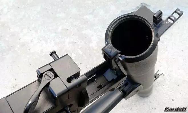 """軍事組圖 裝備小談 口徑比水錶還大的""""RGS-50M"""""""