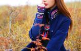 女人味不夠刺繡大衣來湊,搭配最風潮的高跟靴,美膩了這個秋天