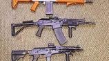 軍事組圖:40張AK系列步槍組圖!