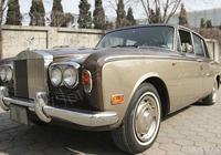 573萬元的勞斯萊斯老爺車以45萬元賣出,拿到車鑰匙時買主笑了