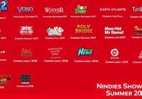 任天堂NS獨立遊戲發佈會 20款作品讓你玩到手軟