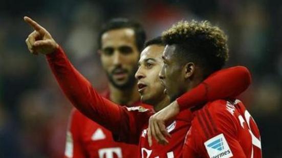 尤文將和拜仁會面商討科曼和貝納蒂亞的轉會