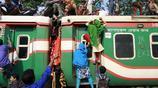 實拍孟加拉穆斯林返鄉盛況 船上車上掛的都是人春運也要認輸了