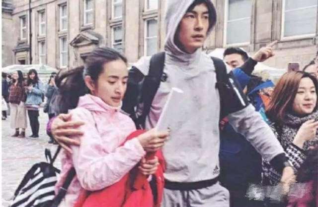 """""""林依晨與鄭元暢"""",這對cp可以站一輩子"""
