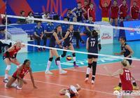 世聯賽中國女排慘敗美國,朱婷全場僅得13分,為什麼郎平不派李盈瑩上場,你怎麼看?