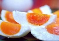 鹹鴨蛋的做法?