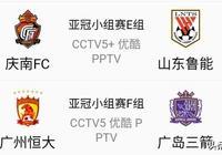 亞冠聯賽3月5日正式開戰魯能 恆大亮相 附兩場比賽轉播時間
