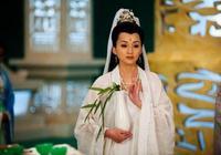 此女是亡國皇后,一生悲天憫人,出家後法號觀音,成觀音菩薩原型