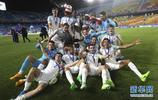 足球——U20世界盃:英格蘭奪冠