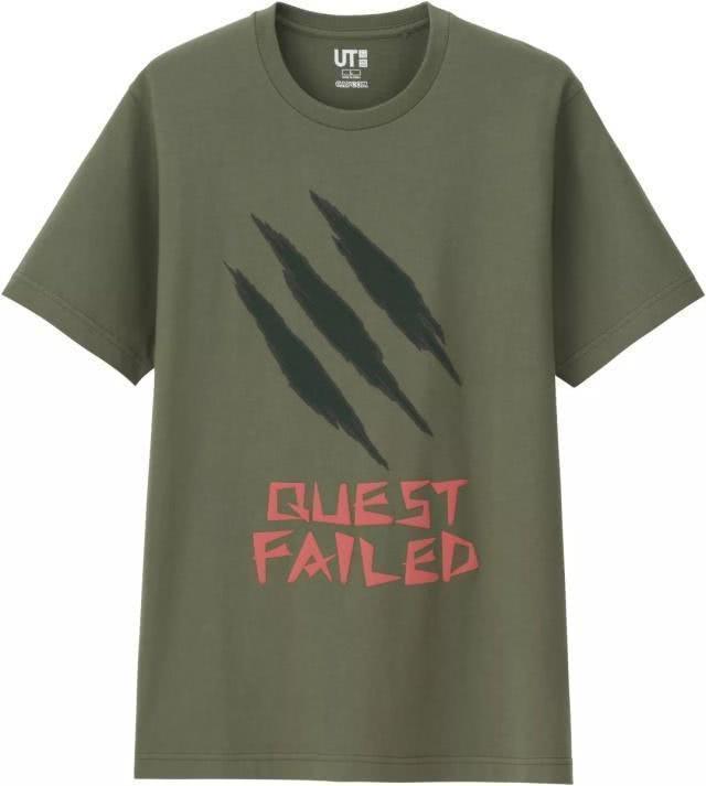 優衣庫與《怪物獵人》聯動,推出15週年紀念T恤!