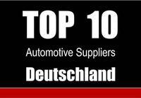 TOP10|2017德國汽車零部件公司排行榜