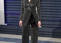 26歲維密天使芭芭拉太會穿,兩套服裝搭配合理,襯托顏值還顯氣質