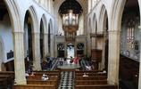 旅行推薦 英國牛津聖母瑪利亞大學教堂遊記 最明媚最溫暖的教堂