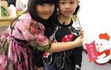 王詩齡和安吉怎麼湊到一塊去了?王詩齡抱著安吉很親暱!