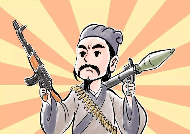 鋼鐵鬥士韓愈:火力全開,永不退縮的人生到底有多酷