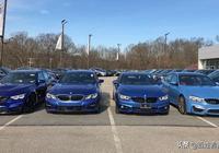 最美的藍!新老3系藍色同框來了!