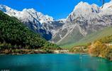 中國最浪漫的雪山——玉龍雪山,美得讓人怦然心動,心嚮往之!