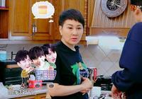 於曉光為大家做冷麵時,誰注意劉宇寧幹了什麼?大張偉為你揭露