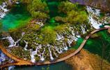 歐洲九寨溝,克羅地亞十六湖